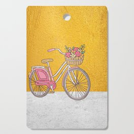 Spring is coming 4 Cutting Board
