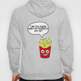 Awesome Trend Design Fryday Tshirt Can you guess Hoody