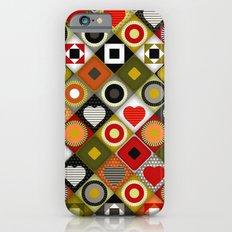 parava festive diamond Slim Case iPhone 6s