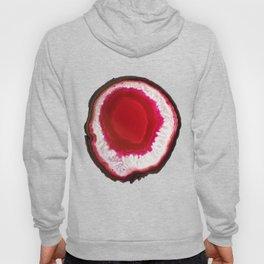 Pomegranate Agate Hoody
