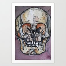 .dead things Art Print