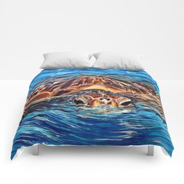 """Honu"" Comforters"