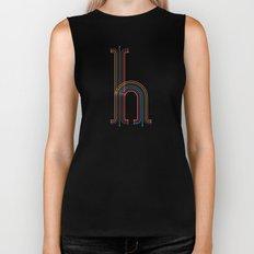 H like H Biker Tank