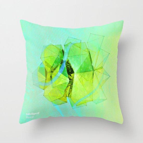 Deuce  Throw Pillow