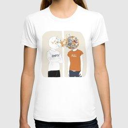 EMPTY-FULL T-shirt