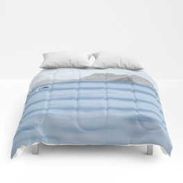 Rock of Gibraltar Comforters