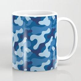 Winter camouflage Coffee Mug