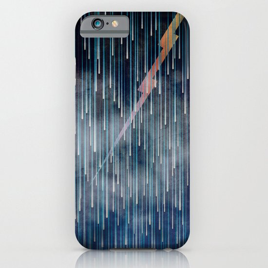 Stormy Weather iPhone & iPod Case