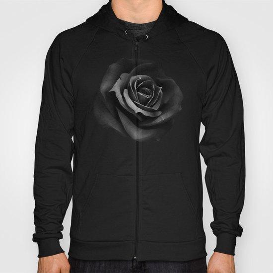Fabric Rose Hoody