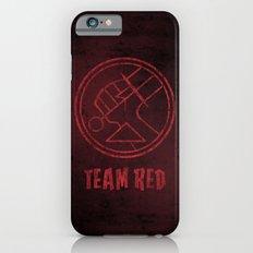 Team Red Slim Case iPhone 6s
