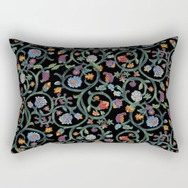 Tudor Vines Rectangular Pillow