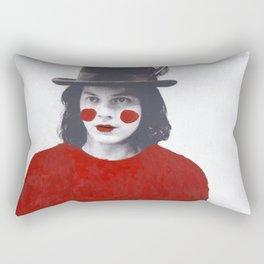 Temporary Ground Rectangular Pillow