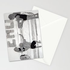Agua - Eau - Water Stationery Cards