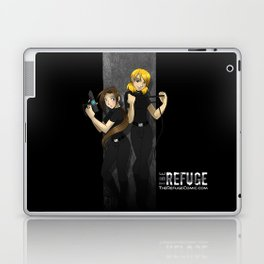 The Refuge - Deadly Duo Laptop & iPad Skin