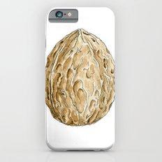 Walnut Nut Slim Case iPhone 6s