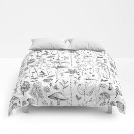 Woodland Walk Comforters