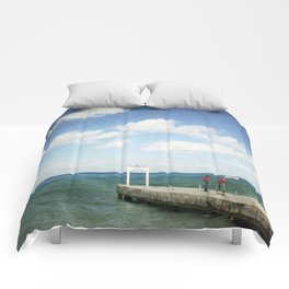 Carribean sea 7 Comforters