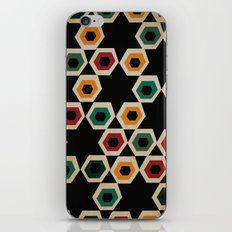 pentagons iPhone & iPod Skin