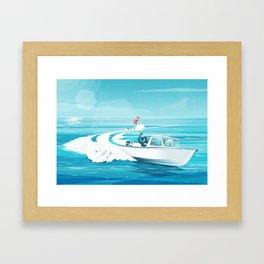 Opplett Framed Art Print