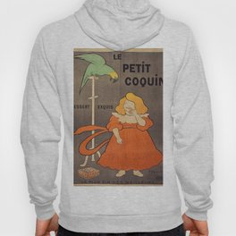 Vintage poster - Le Petit Coquin Hoody