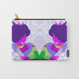 Queen's Robe Carry-All Pouch