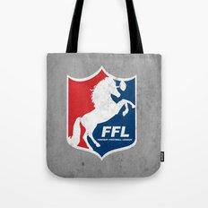 Fantasy Football League Tote Bag