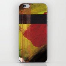 greenblack iPhone & iPod Skin