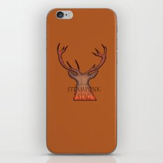 Highland Stag iPhone & iPod Skin