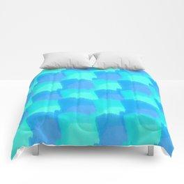 Bluesy Quilt Comforters