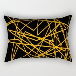 Geometry 15 Rectangular Pillow