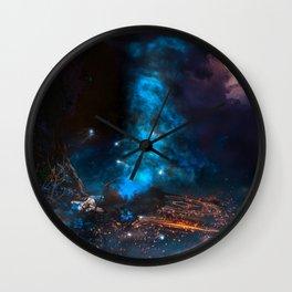 Wicked Tales Wall Clock