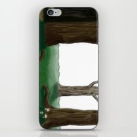 arya stark iPhone & iPod Skins featuring Stark by Melissa Mision
