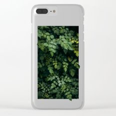 Growth Clear iPhone Case
