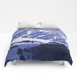 Back-Country Skiing - 8 Comforters