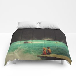 Thassos Comforters