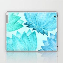 Lotus Love II / Zen Teal Palette Laptop & iPad Skin