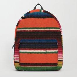 BEAUTIFUL MEXICAN SERAPE Backpack