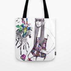 Tropic mood  Tote Bag