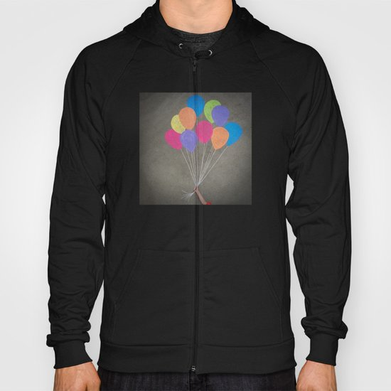 Up up and away Hoody