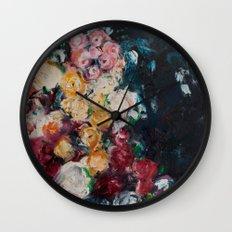 Balboa Roses.. Wall Clock