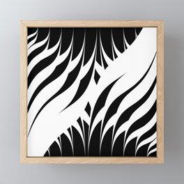 Spiraling Thoughts Framed Mini Art Print