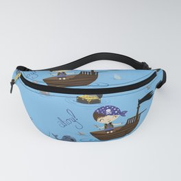 Pirate Story Fanny Pack