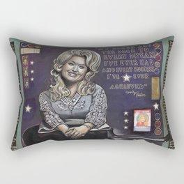 Dolly Parton Rectangular Pillow