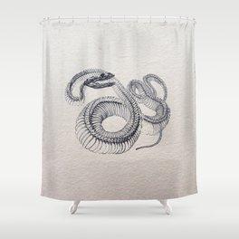 Snake 2 Shower Curtain