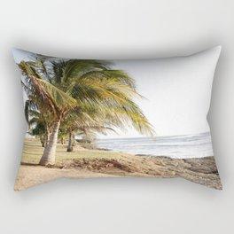 Costa Rican Coastline Rectangular Pillow