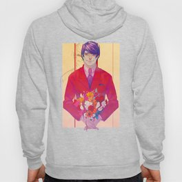 flower man Hoody