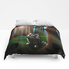 Wishing Upon A Dream Comforters