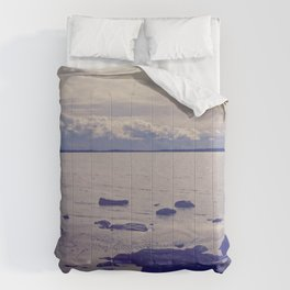 What the Water Gave Me Comforters