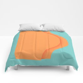 A Peach by any other name.. Comforters