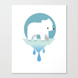 Sustainable Love Canvas Print